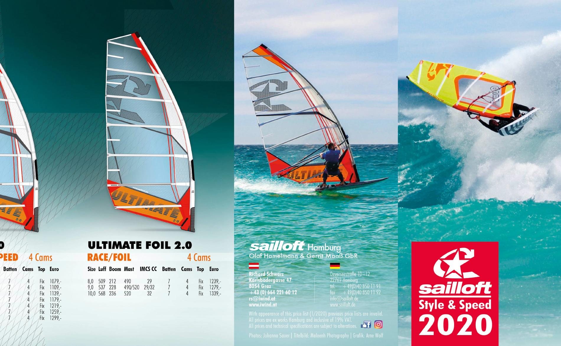 Flyer Sailloft Segel 2020 12
